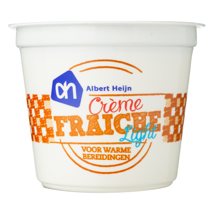 how many calories in creme fraiche light
