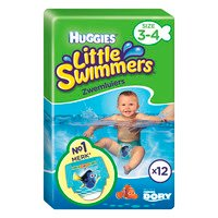 Huggies Little swimmers medium (7-15 kg)