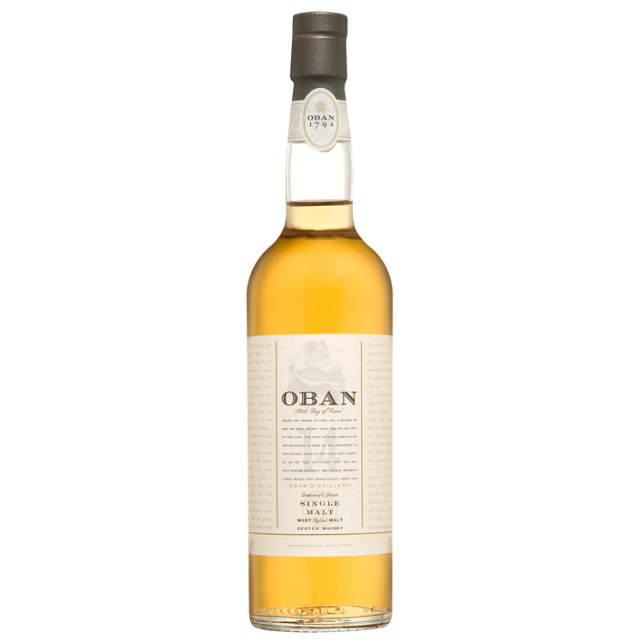 Een afbeelding van Oban Single malt Scotch whisky