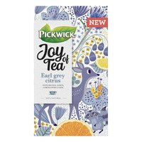 Pickwick Joy of tea earl grey citrus zwarte thee