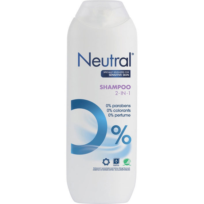 Een afbeelding van Neutral 2 In 1 wash en care