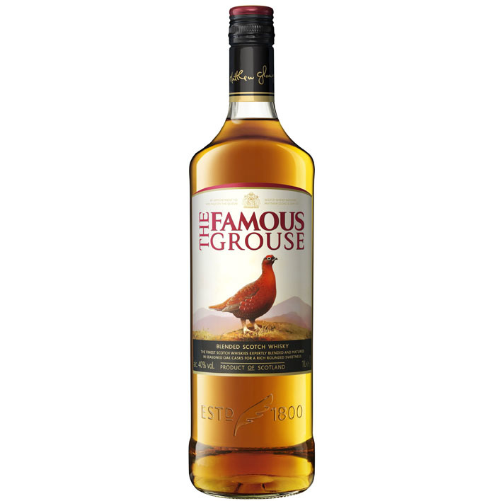 Een afbeelding van Famous Grouse Blended Scotch whisky