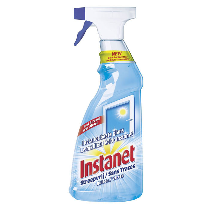 Een afbeelding van Instanet Alcohol window spray