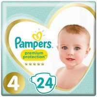 Pampers Premium protection maat 4