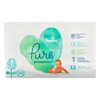 Pampers Pure protection maat 2-5 kg maat 1