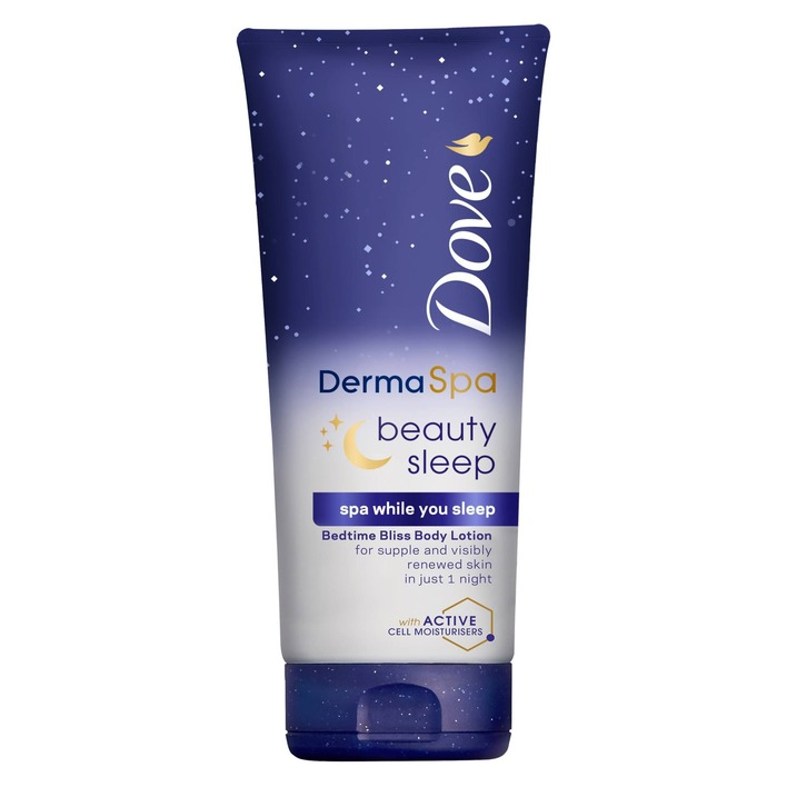Een afbeelding van Dove Bodylotion beauty sleep