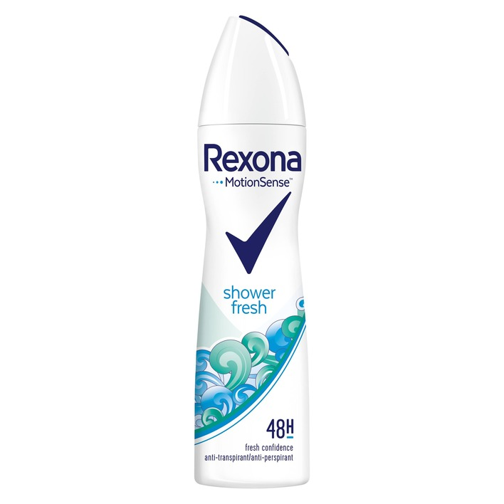 Een afbeelding van Rexona Women Shower fresh anti-transpirant spr