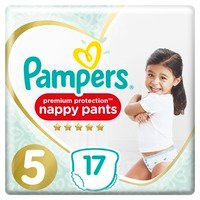 Pampers Premium protection maat 5 pants