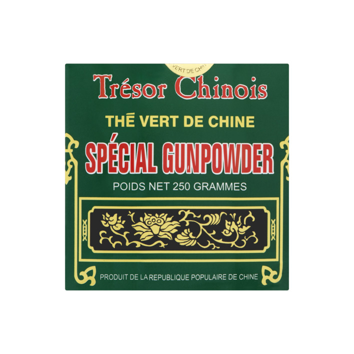 Een afbeelding van Trésor Chinois Gunpowder China green tea