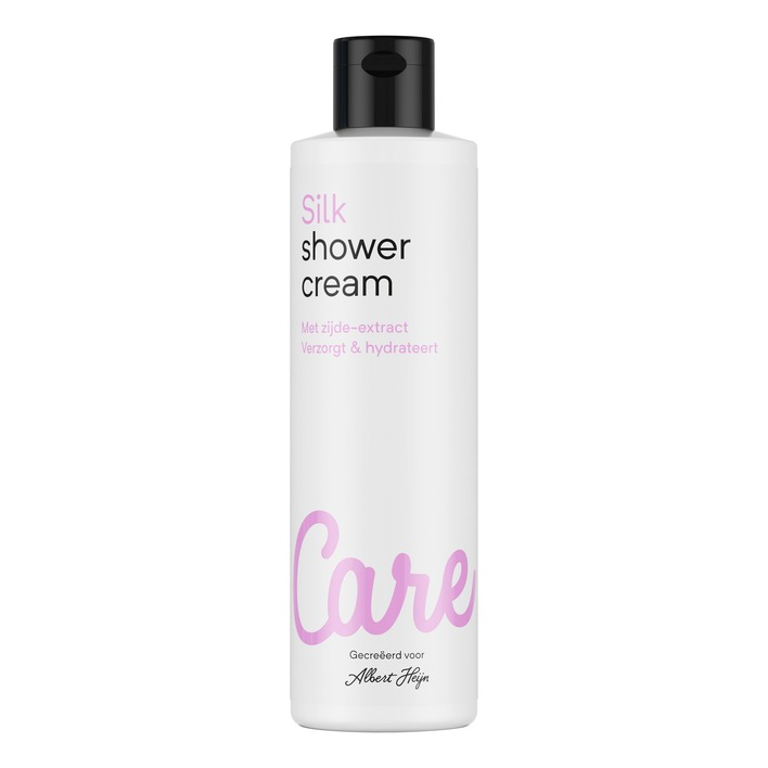 Een afbeelding van Care Shower cream silk