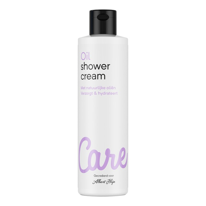 Een afbeelding van Care Shower gel cream oil