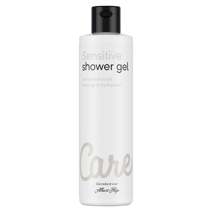 Een afbeelding van Care Shower gel sensitive