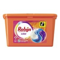 Robijn 3 in 1 wascapsules color