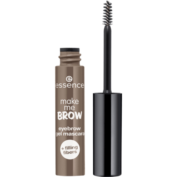 Een afbeelding van Essence Make me brow eyebrow gel mascara 05 choc