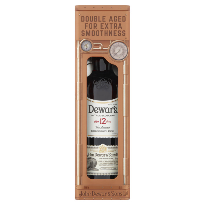 Een afbeelding van Dewar's Blended Scotch whisky 12 years