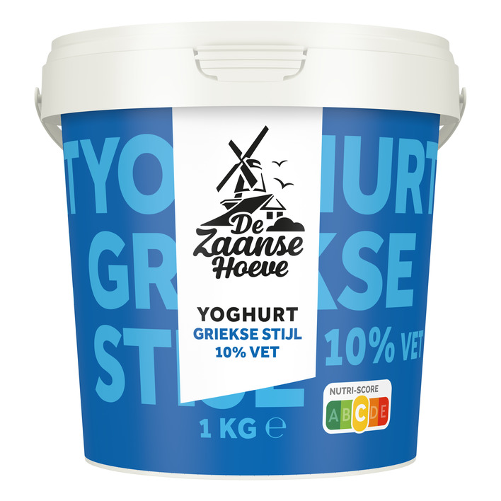 Naturel yoghurt