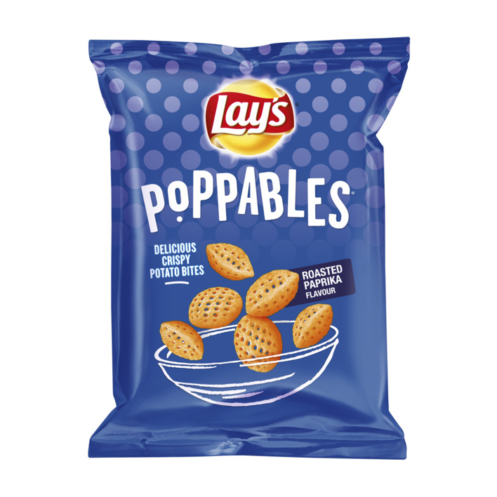Een afbeelding van Lay's Poppables roasted paprika