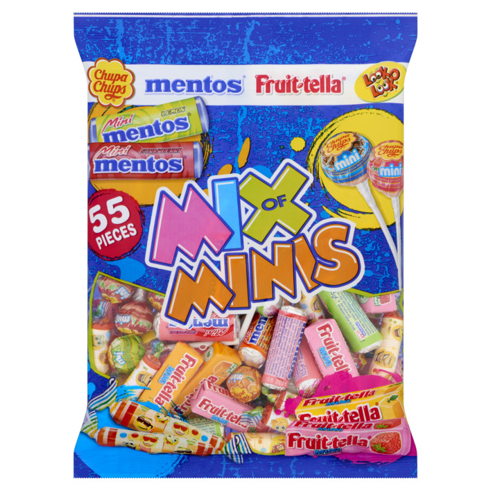 Een afbeelding van Fruittella Mix of mini's
