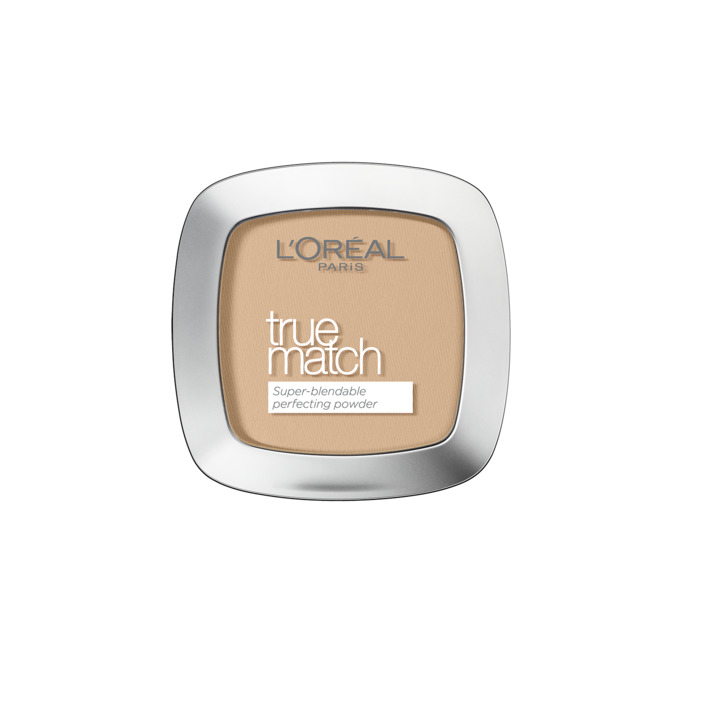 Een afbeelding van L'Oréal Paris true match powder W5 gold sand