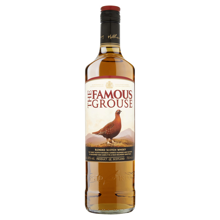 Een afbeelding van The Famous Grouse Blended Scotch