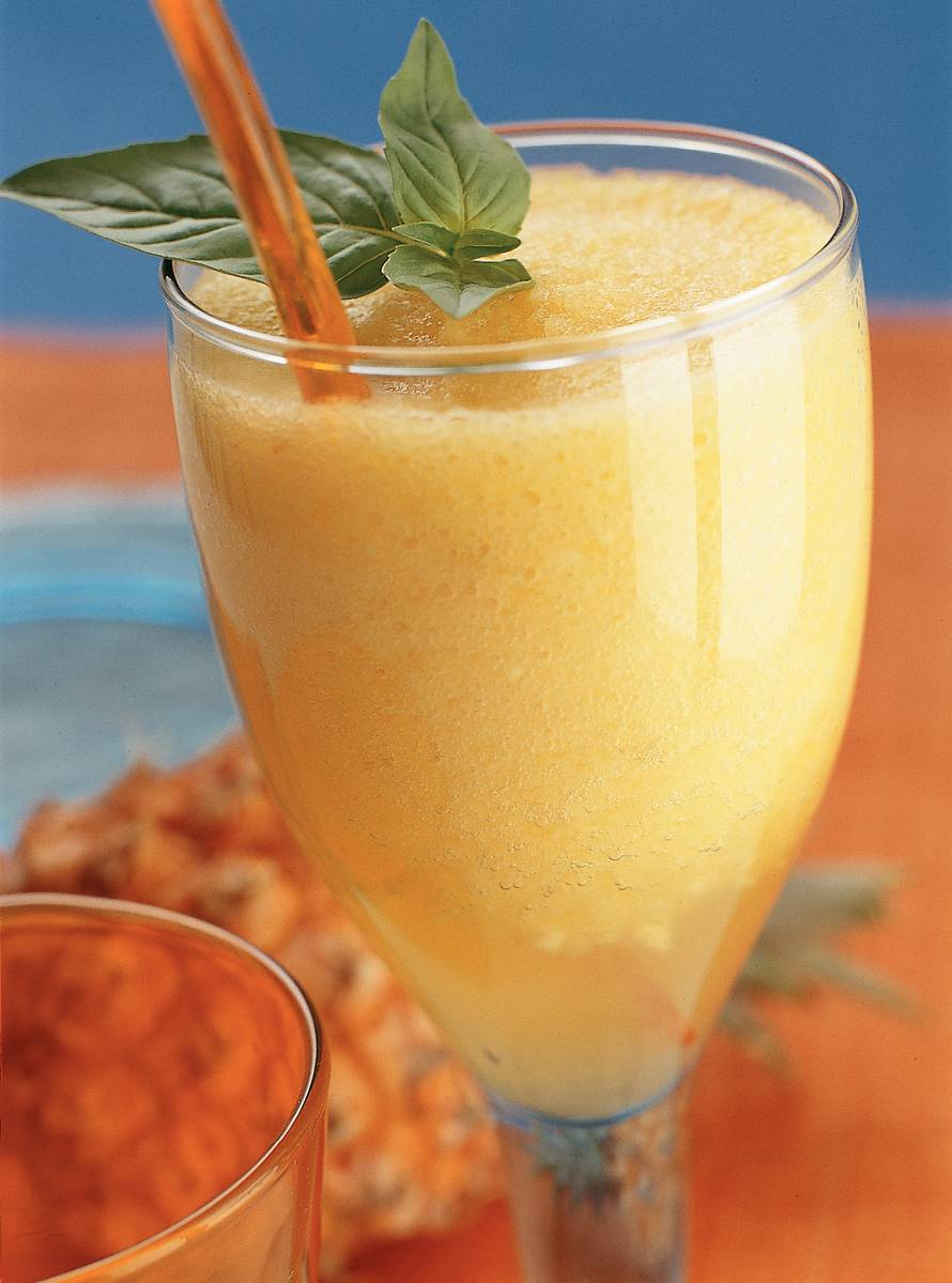 Pineapple slush