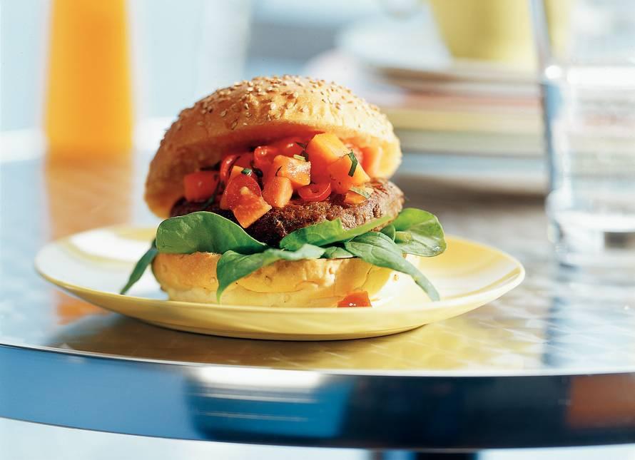 New York-hamburger