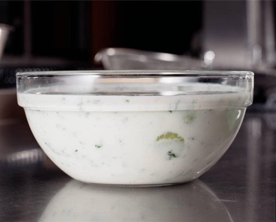 Biogarde-komkommersoep