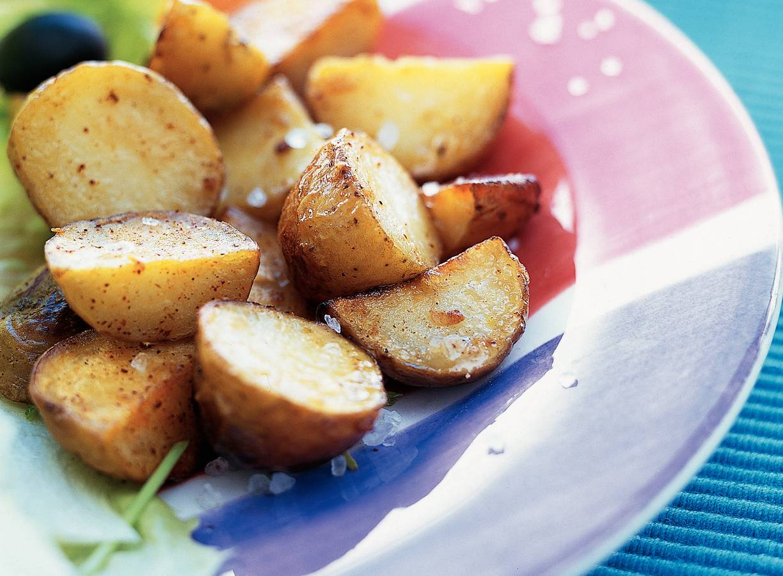Chili-aardappeltjes