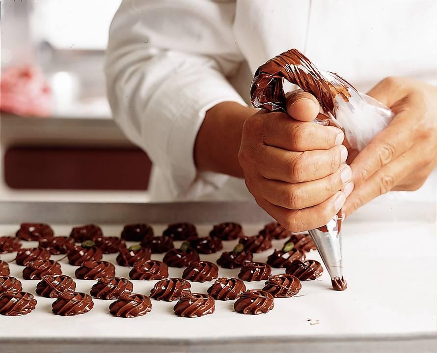 Spuitchocolade