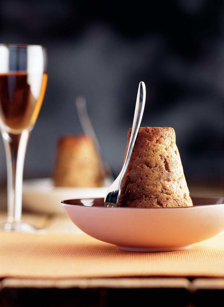 Amandel-broodpuddinkjes