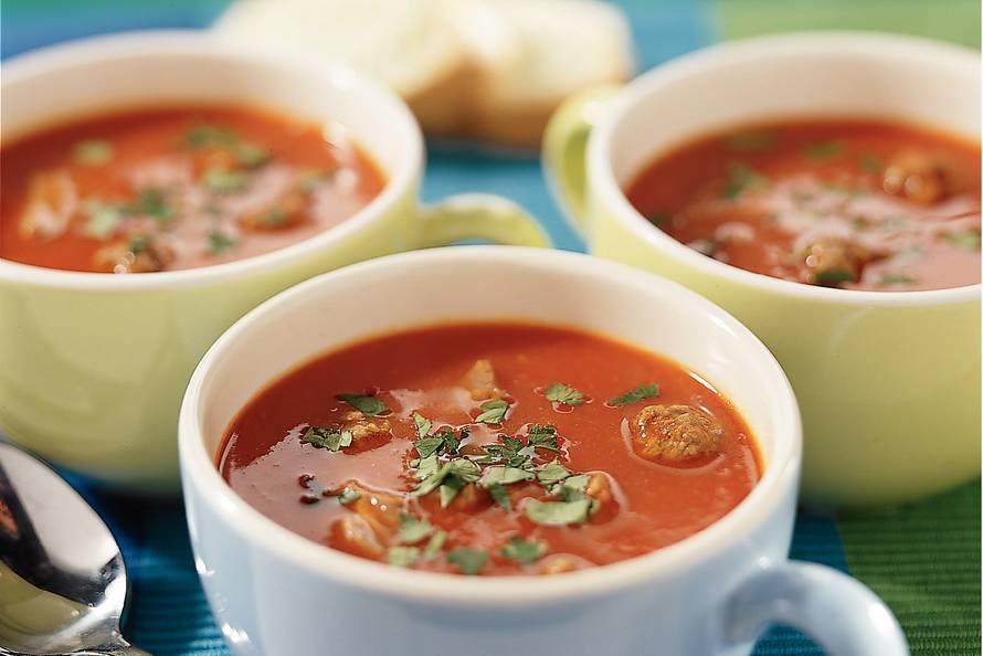 lekkere tomatensoep maken