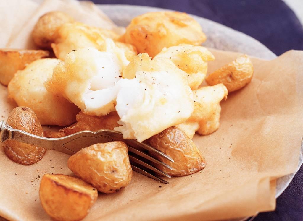 Fish & chips - Albert Heijn