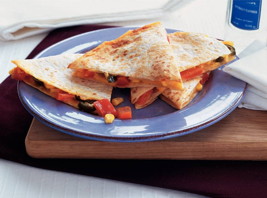 Tortilla-tosti