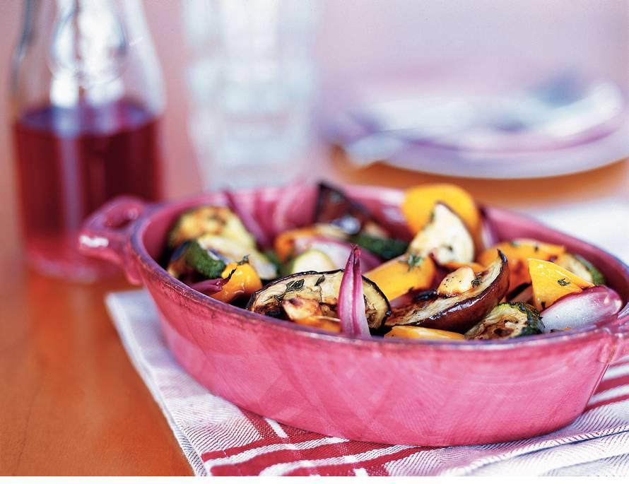 Tian van mediterrane groenten