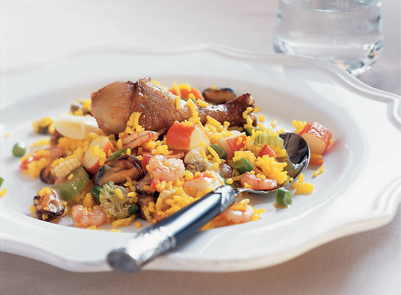 5-ingrediënten-paella
