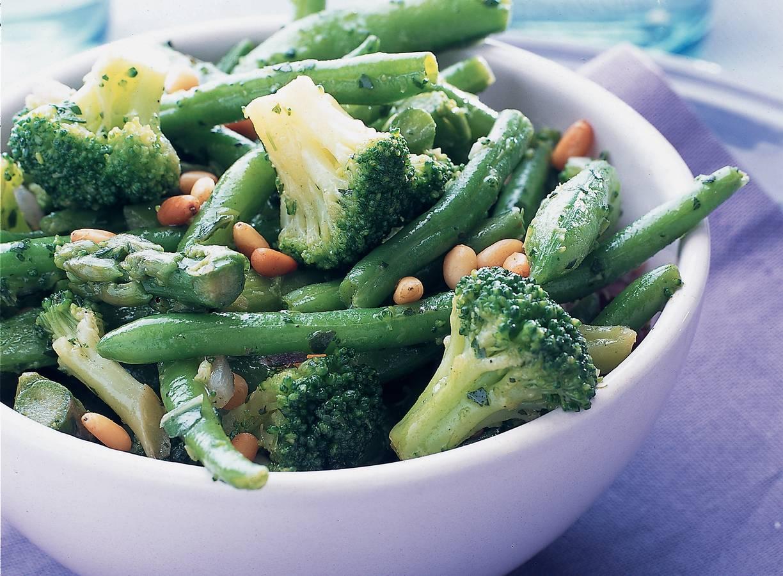 Luxe groene groentemix
