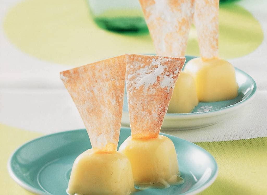 Semifreddo van yoghurt en limoen - Albert Heijn