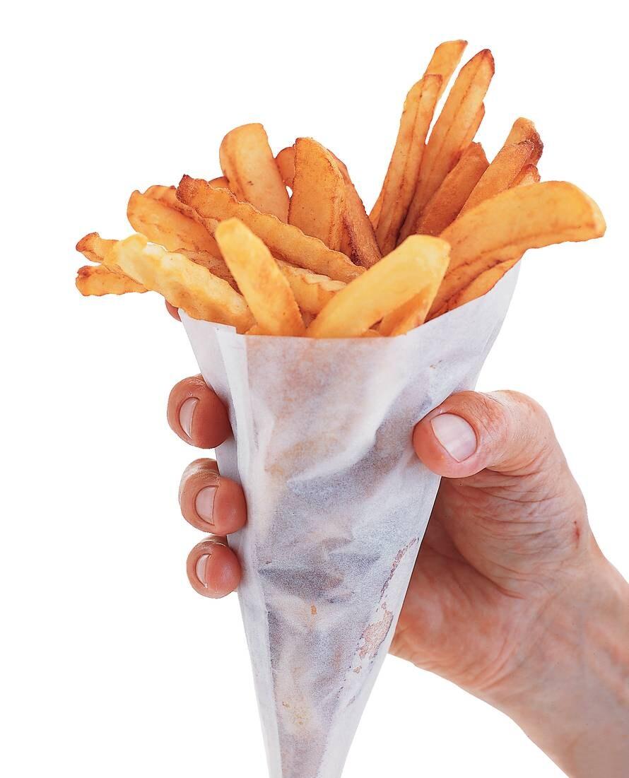 Vlaamse frieten
