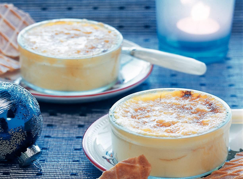 Crème brûlée (kant en klaar)