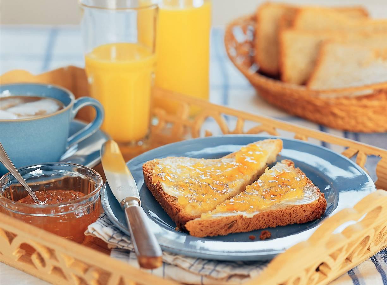Honing-kruidenbrood