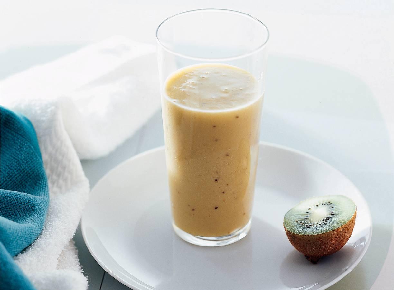 Goede start-shake (smoothie)