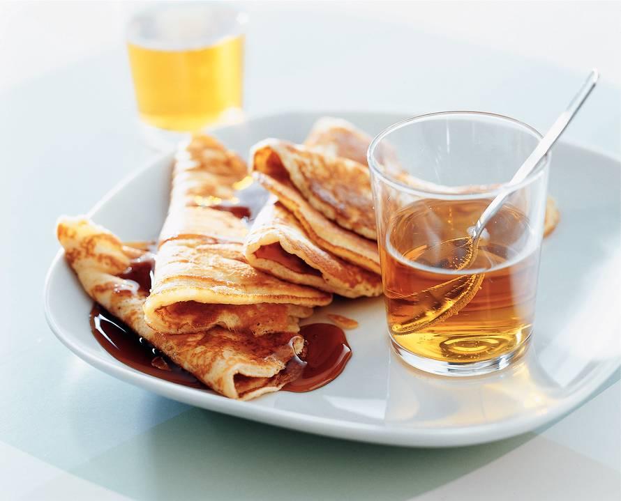Amerikaanse pancakes