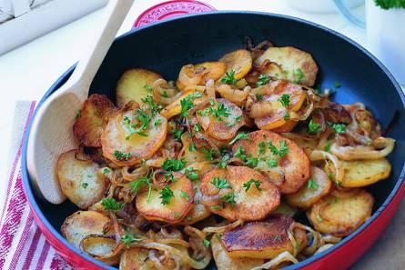 recept gebakken aardappelen