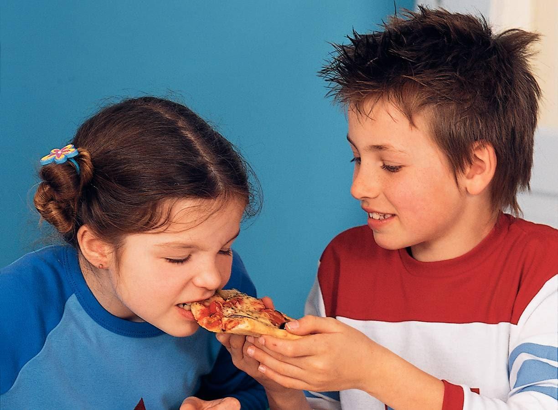 Stap-voor-stap plaatpizza
