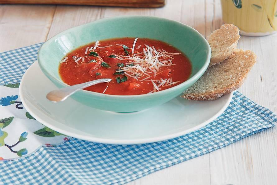 basis tomatensoep maken