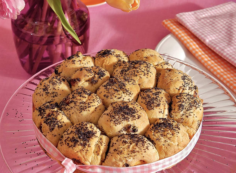 Stap-voor-stap afbreekpaasbrood