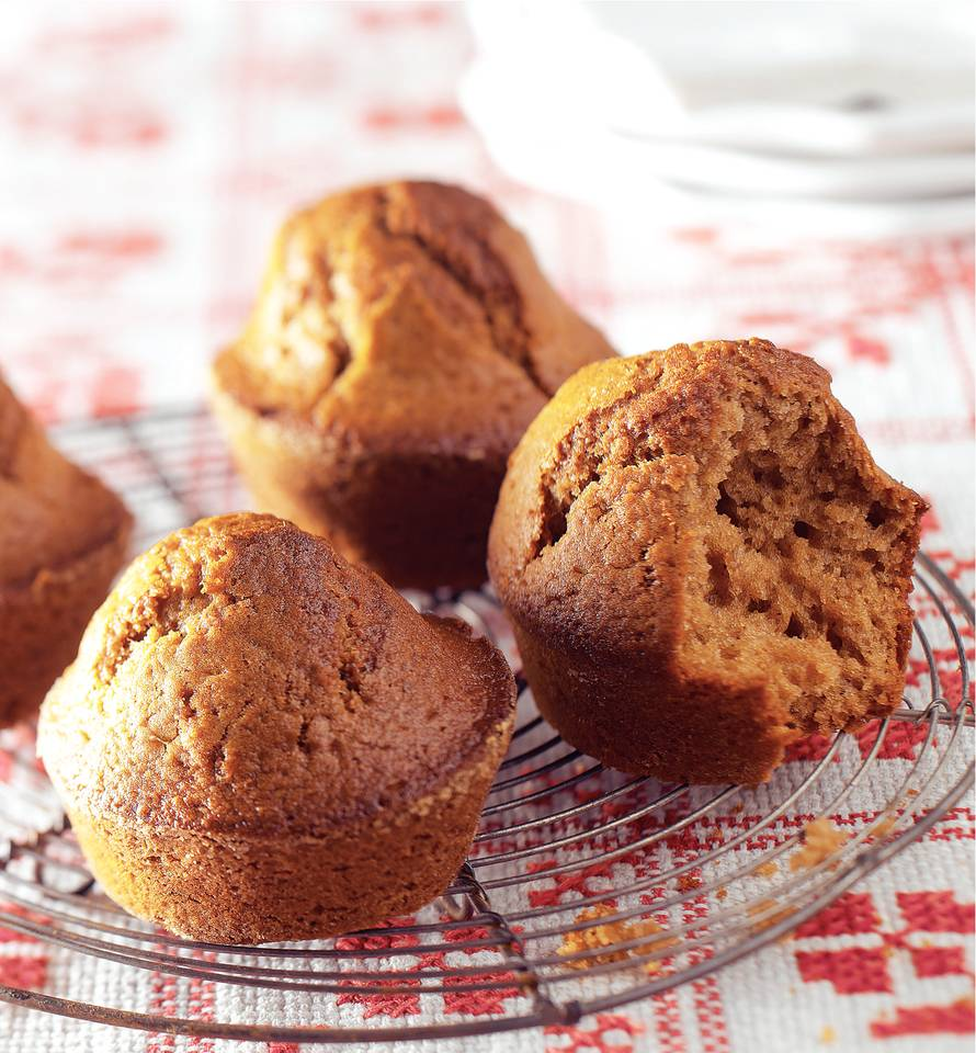 Kruidkoekmuffins