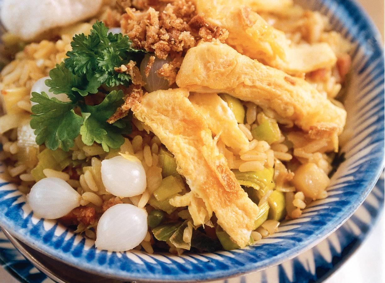 Pittige nasi goreng