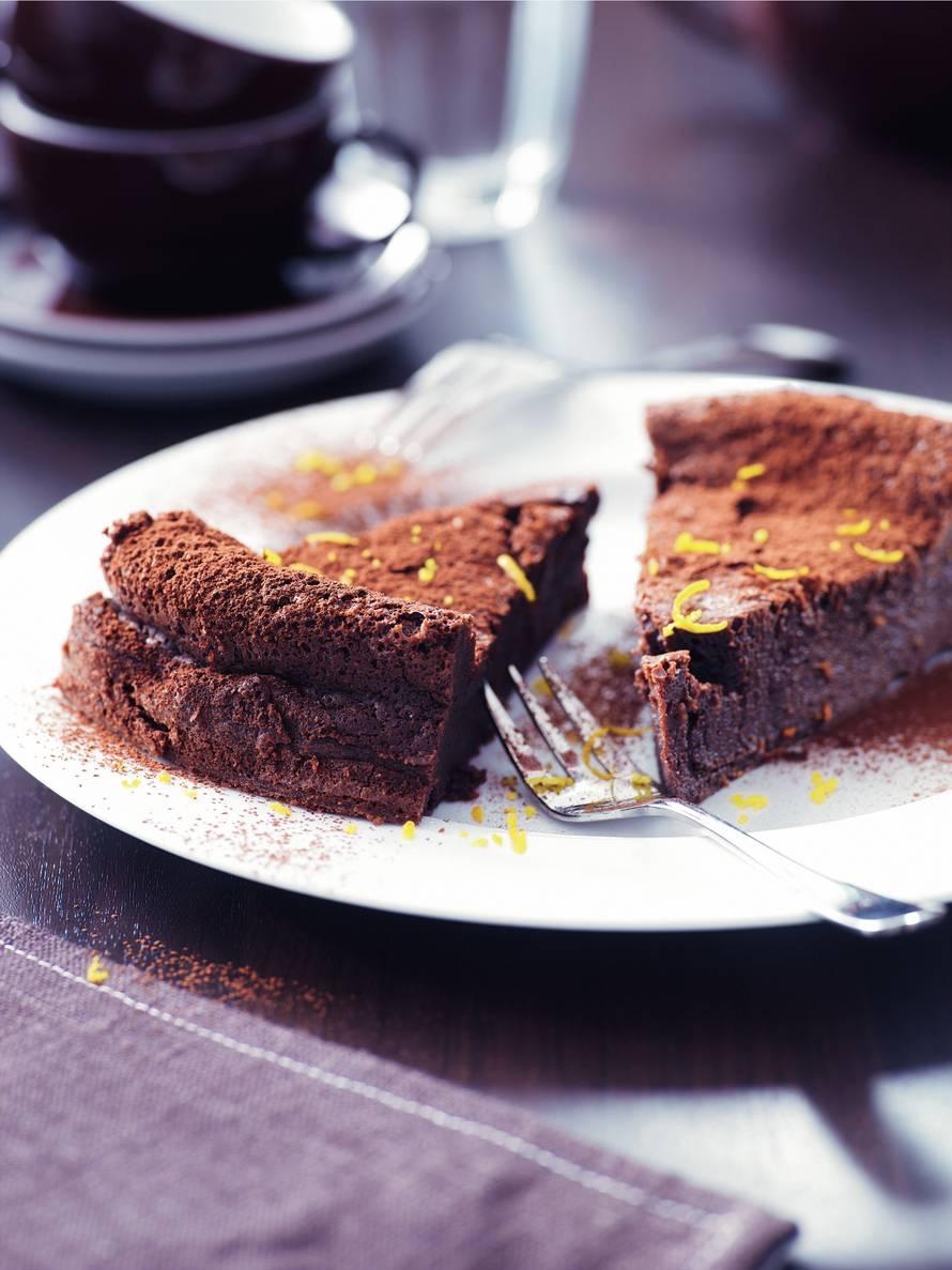 Superchocoladetaart