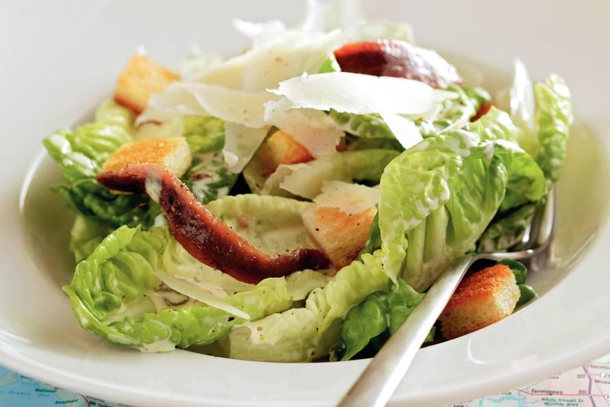 caesar salade allerhande